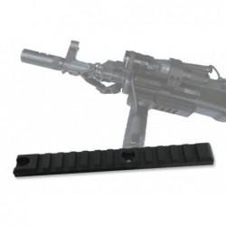 MIL-STD-1913 délka 155 mm...