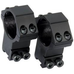 Dvoudílná montáž 30mm - vysoká