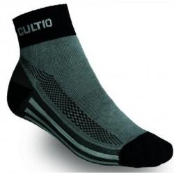 Antibakteriální ponožky MEDICAL TRACK tmavé 30771a1aba