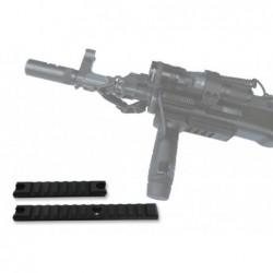 MIL-STD-1913 1x 155 mm + 1x 98 mm...