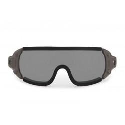 Tmavě šedá skla pro brýle...