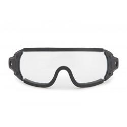 Čirá skla pro brýle černé ESS...