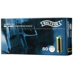 Poplašná nábojka Walther (Umarex)...