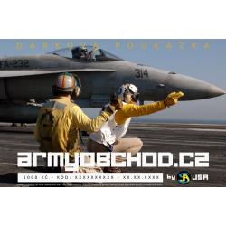 Voucher Armyobchod - 1000 Kč