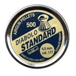 Diabolky Standard 500ks, 4,5mm...