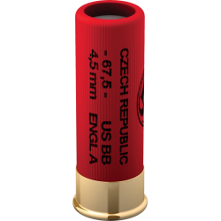 S&B Plastik, 12/67,5, 4mm, 32g -...