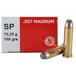 S&B 357 MAGNUM 158 grs SP - 50ks