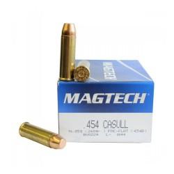 Magtech .454 Casull 260 grs FMJ...