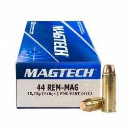 Magtech .44 Rem. Mag. 240 grs FMJ...
