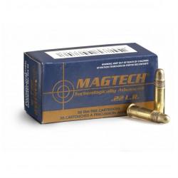 Magtech .22 LR 40 grs RN - 50ks