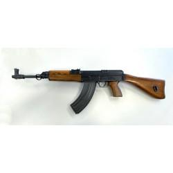 Puška CZ 58 s dřevěnou pažbou