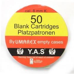 Poplašná nábojka YAS Brass 8mm...