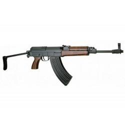 Puška CZ SA vz.58 se sklopnou pažbou