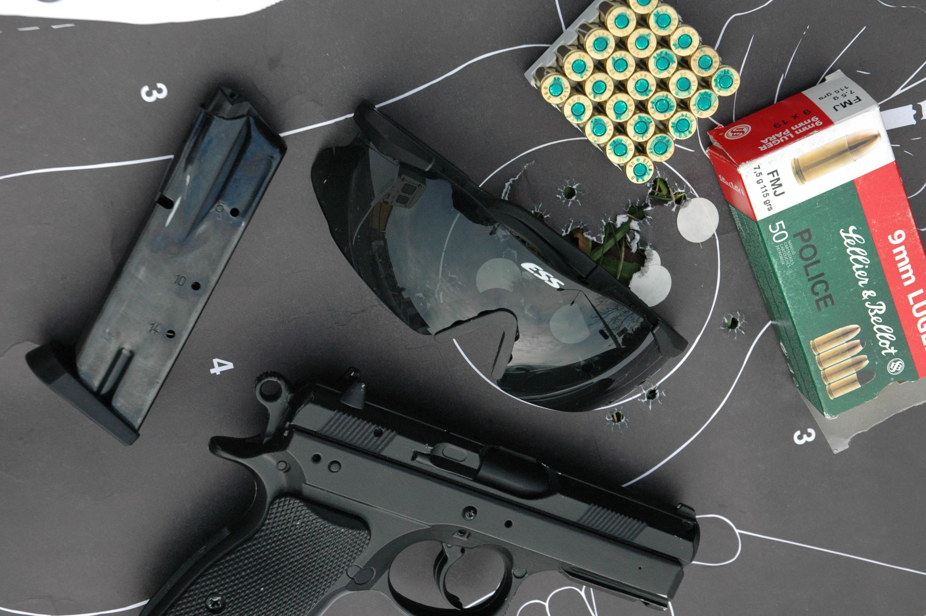 Střelivo na zbrojní průkaz